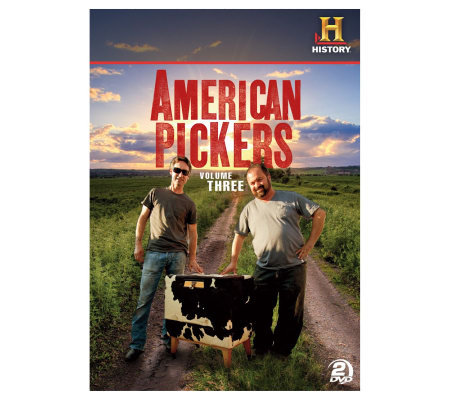 American Pickers: Volume 3 Two-Disc DVD Set