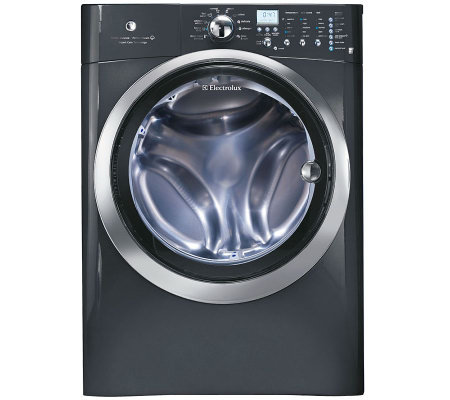 Electrolux 4.3 Cu Ft Front-Load Washer w/ IQ-Touch - Titanium