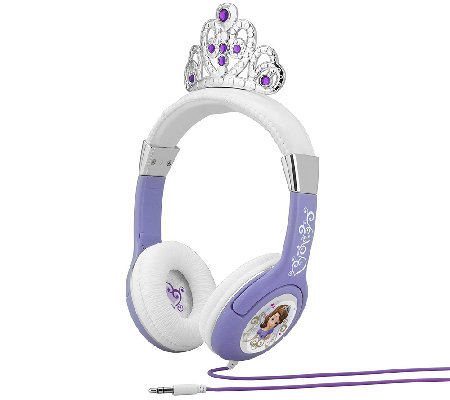 Sofia the First Over-the-Ear Headphones