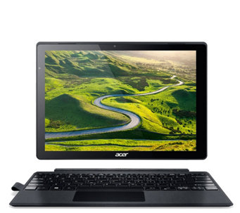 "Acer Aspire Switch Alpha 12"" 2-in-1 Touch Laptop - 128GB SSD - E290093"