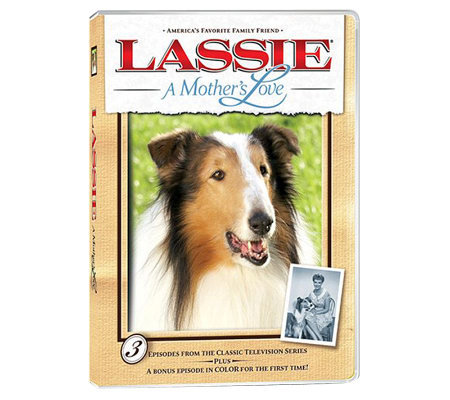 Lassie: A Mother's Love DVD