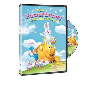 The Easter Bunny is Comin' to Town DVD - E267994