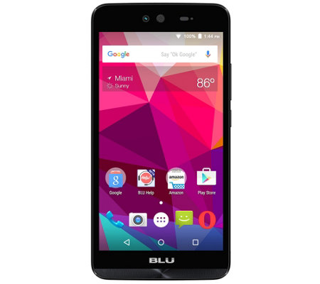 BLU Dash X Unlocked Android Smartphone