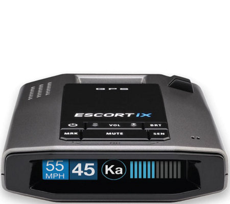 Escort IX Long-Range Radar Detector with TravelCase