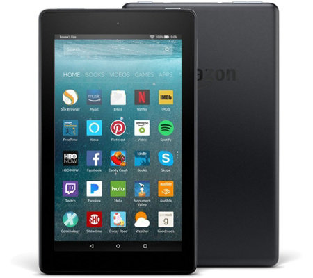 "Amazon Fire 7 Quad-Core 7"" 8GB Tablet withAlexa"
