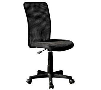 Techni Mobili High-Back Mesh Office Chair - E267595