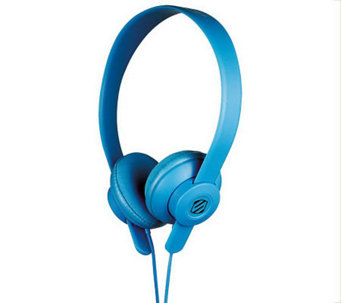 Scosche lobeDOPE On-Ear Headphones - E272995