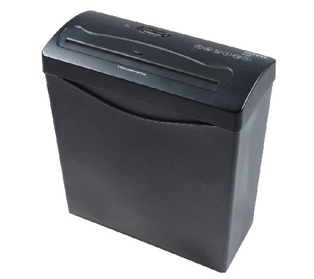 Royal CX6 6-Sheet Crosscut Paper Shredder