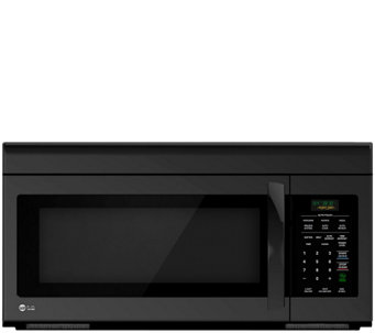 LG 1.6 Cubic Foot Non-Sensor Over-the-Range Microwave Oven - E285995