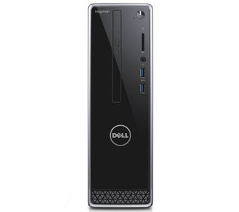 Dell Inspiron Desktop - Intel, 4GB RAM, 500GB HDD - E288495