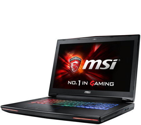 "MSI GT72 17"" Gaming Computer - Core i7, 16GB RAM, GTX 970M"