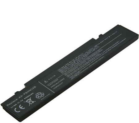 Denaq Replacement Battery Select Samsung Laptops NM-PB4NC6B/E