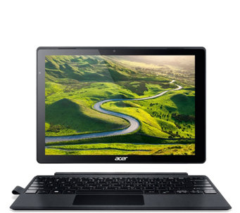 "Acer Switch Alpha 12"" 2-in-1 Laptop - Core i5,8GB, 128GB SSD - E290095"