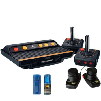 Atari Flashback 7 Deluxe with Cleaning Kit