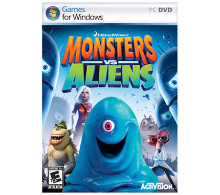 Monsters vs. Aliens - Windows