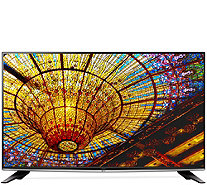 "LG 58"" 4K Ultra High Definition Smart TV w/ App Package - E229096"