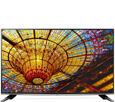 "LG 58"" 4K Ultra High Definition Smart TV w/ App Package"