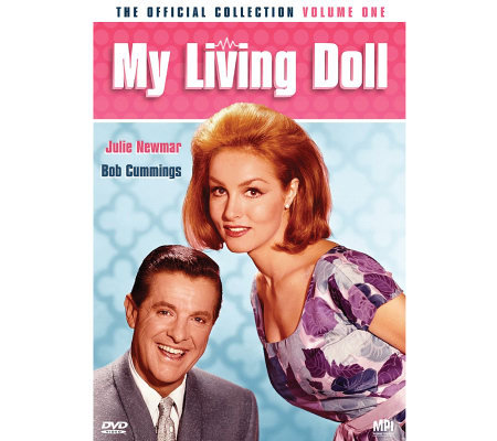 My Living Doll: The Official Collection Vol. 1- DVD