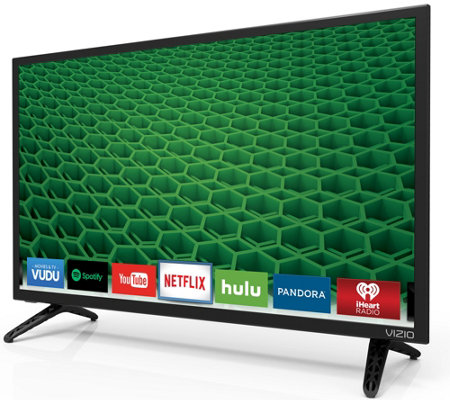 "Vizio 24"" 1080p LED Smart HDTV"