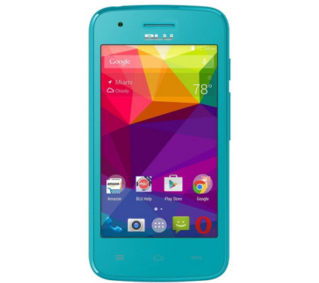 BLU Dash J Unlocked Android Smartphone
