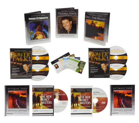 Anthony Robbins Ultimate Edge Personal Achievement System