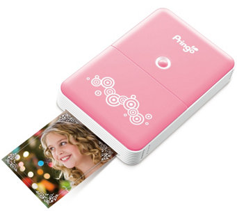 Pringo Portable Photo Printer for Mobile Devices - E228097