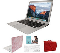 "Apple MacBook Air 13"" Laptop with Carry Case & Accessories - E231797"