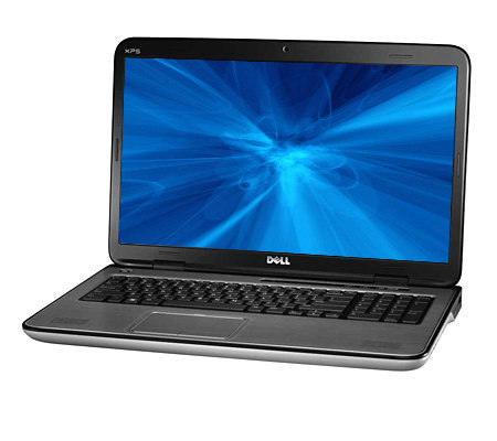 "Dell XPS 17"" Notebook Core i5, 6GB RAM, 500GB HD with Blu-ray"