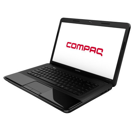 "HP Compaq 15.6"" Laptop 2GB RAM, 320GB HD, Windows 8 & Softwar"