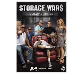 Storage Wars: Volume 3 Two-Disc DVD Set - E263597