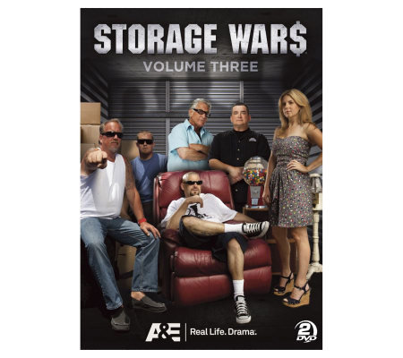 Storage Wars: Volume 3 Two-Disc DVD Set