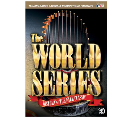 The World Series: History of the Fall Classic Deluxe DVD Set