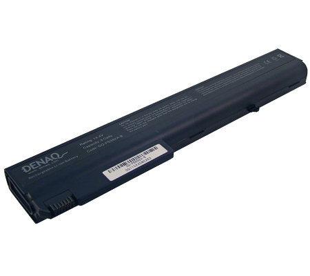 Denaq Rechargeable 8-Cell Battery for HP Business Notebooks