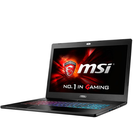 "MSI GS72 17"" Gaming Computer - Core i7, 16GB RAM, GTX 970M"