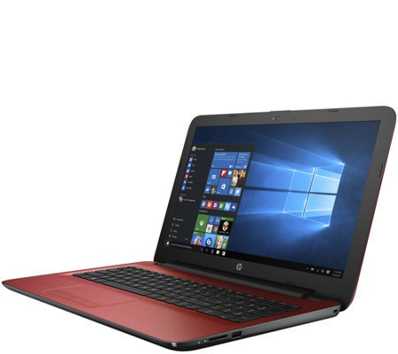 "HP 15"" Touch Laptop - AMD A8 Quad-Core, 4GB RAM, 1TB HDD"