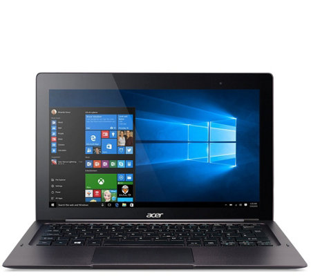 "Acer Switch 12 S 12.5"" 2-in-1 Laptop - Intel, 4GB, 128GB SSD"