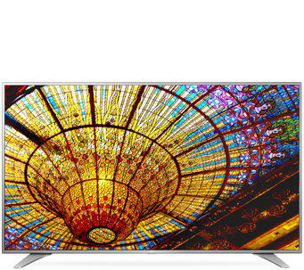 "LG 60"" 4K Ultra HD Smart LED TV with HDMI Cable & App Pack - E230198"