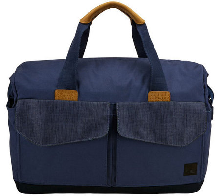 "Case Logic LoDo Satchel for 15.6"" Notebook Computers"