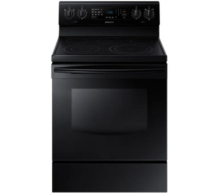 Samsung 5.9 Cu. Foot Smooth-Top Free-standing Electric Range