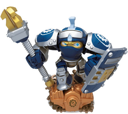 Skylanders SuperChargers High Volt Driver Character