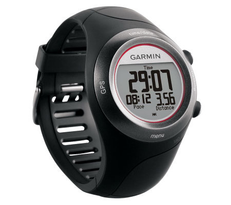 Garmin GPS-Sport Watch w/Calorie Counter, PaceAlert & More