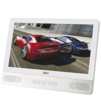 Zeki 9 Tablet/Portable DVD Player Combo