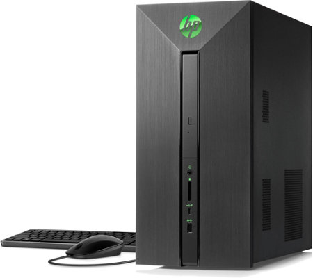 HP Pavilion Power Desktop - Intel i3, 8GB RAM,1TB HDD, Suite