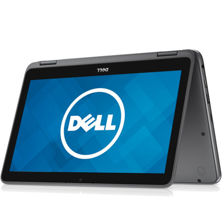 "Dell 11"" 2-in-1 Touch Inspiron Laptop - Pentium, 4GB, 500GB"