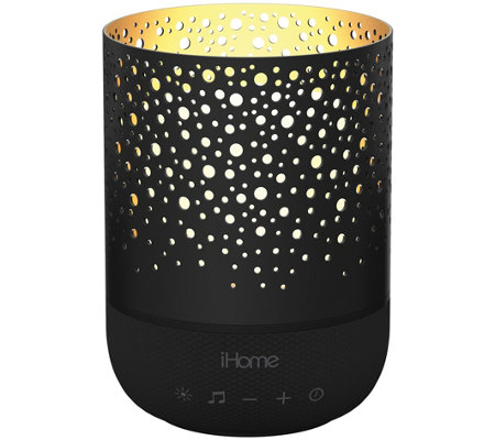 iHome Zenergy Meditative Light and Sound Therapy Candle