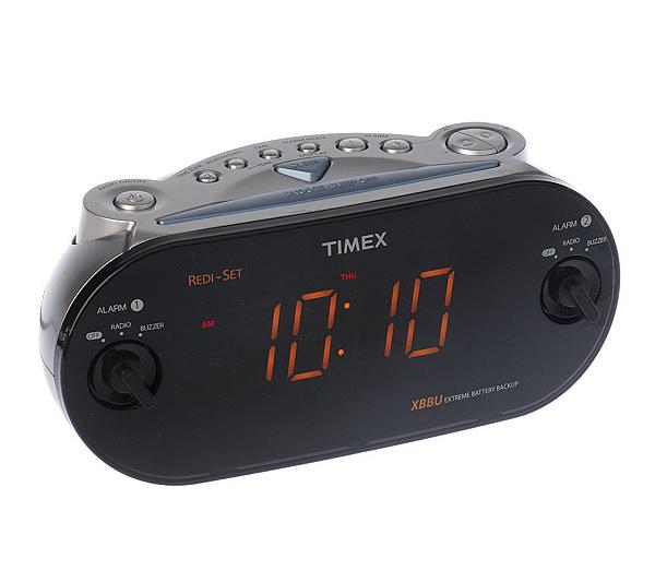 Timex Dual Alarm Clock Unique Alarm Clock