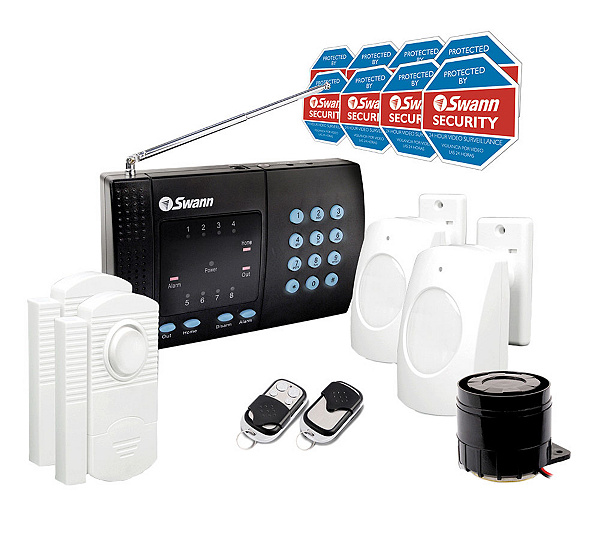 Swann home wireless alarm system qvc solutioingenieria Choice Image