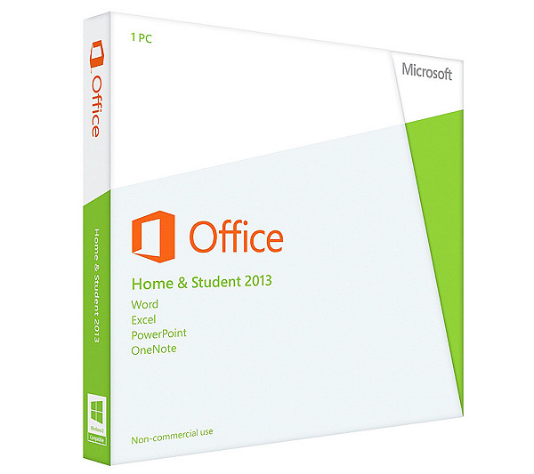 ms office home student 2013 key card 1 pc1 user 3264 bit page 1 qvccom