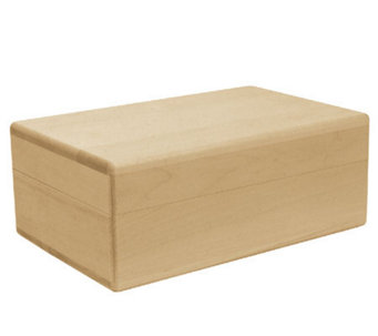 Basswood Roomy Box - F187300