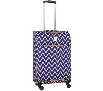 "Jenni Chan Aria Madison 25"" Spinner Luggage - F249200"
